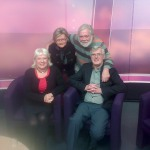 Sue at Solent TV